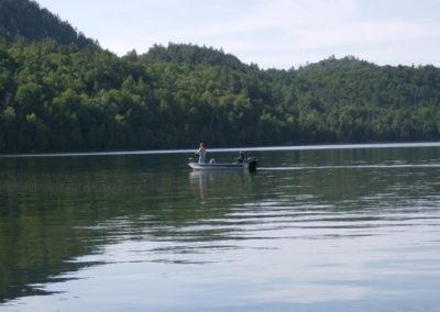 Fishing - Lac Heney